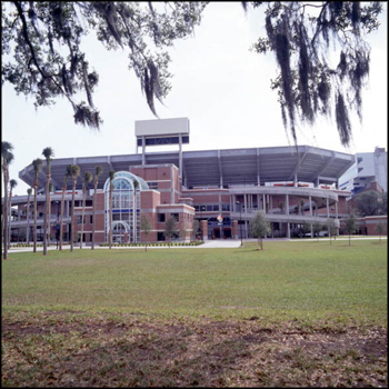 Ben Hill Griffin Stadium at the University of Florida: Gainesville, Florida (1992)