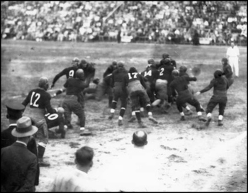 University of Miami football game: Miami, Florida (ca. 1920s)