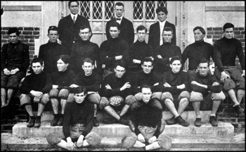 Championship football team of 1910: Gainesville, Florida (1910)