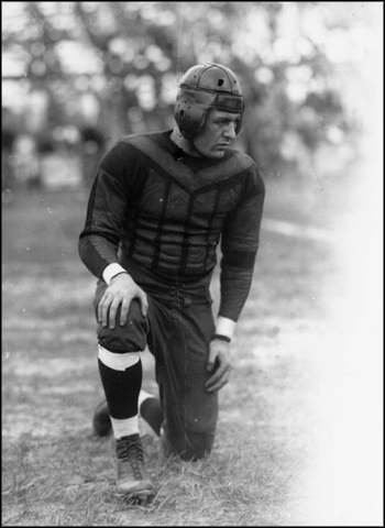 University of Miami player: Miami, Florida (late 1920s)