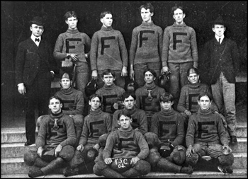 Florida State College team portrait: Tallahassee, Florida (1904)
