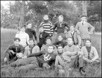 Florida State College team portrait: Tallahassee, Florida (between 1901 and 1905)