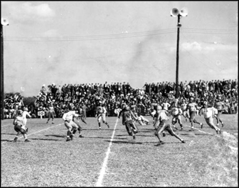Game at Florida A&M: Tallahassee, Florida (ca. 1940s)
