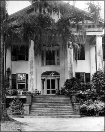 Entrance to The Grove (ca. 1930)