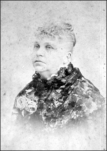 Portrait of Ellen Call Long: Tallahassee, Florida (ca. 1880)
