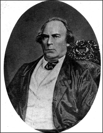 Richard Keith Call - third and fifth territorial governor of Florida (ca. 1840s)