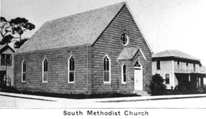 South Methodist Church: Fort Lauderdale