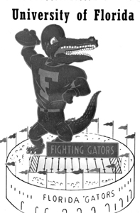 The Fighting Gators at the University of Florida (19--)