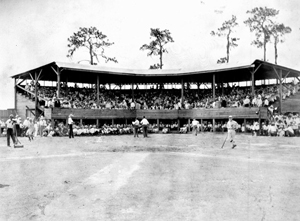Baseball field: Kissimmee, Florida (ca.1920)