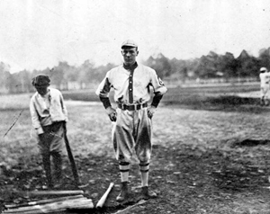 Rawls Bond, Tallahassee baseball team member (1931)