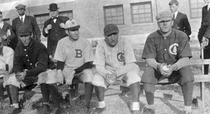 Major league baseball players at Stetson University (1913)
