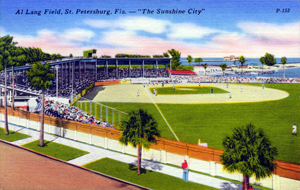 Al Lang Field: St. Petersburg, Florida (19--)