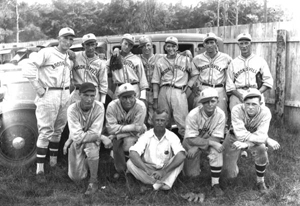 Brooksville baseball team: Brooksville, Florida (193-)