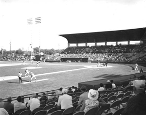 Al Lopez Field: Tampa, Florida(between 1960 and 1979)
