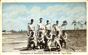 """Champions of Northwest Florida,"" Port St. Joe's Pride (193-)"
