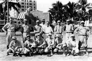 Coral Gables baseball team (August 11, 1924)