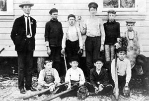 Alva baseball team: Alva, Florida (ca. 1900)