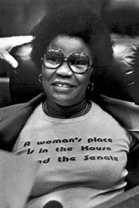 Representative Carrie Meek (1980)