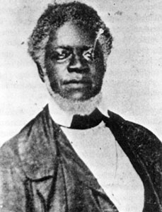 Portrait of Reverend James Page: Tallahassee, Florida (not after 1883)