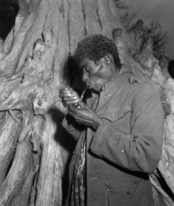 Black Seminole in the Everglades (1952)
