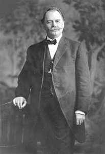 Governor William S. Jennings (c. 1901)