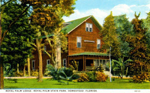 Royal Palm Lodge in Homestead, Florida