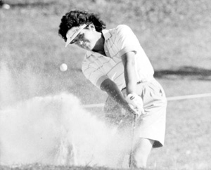 Nancy Lopez at the Centel Classic : Tallahassee, Florida (1991)