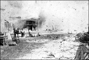 After the fire of 1901: Jacksonville, Florida