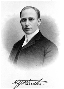The man who rebuilt Jacksonville: Architect Henry John Klutho (c. 1910)