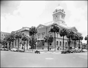 Duval County Courthouse (1940s)