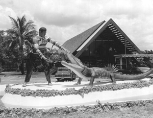 Okalee Indian Village and Crafts Center (1967)