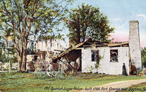 Ruins of the Dunlawton Sugar Mill: Port Orange (1900s)
