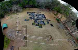 Excavation at Mission San Luis: Tallahassee, Florida (2007)