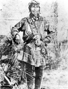 Chief Tallahassee in Polk County (late 1800s)