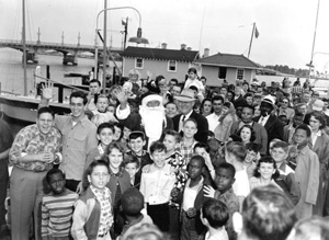 Christmas: Saint Augustine, Florida (1951)