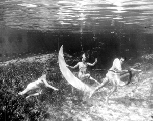 Underwater New Years at Rainbow Springs: Rainbow Springs, Florida (1953)