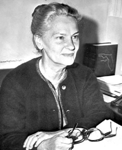 State legislator Beth Johnson (1958)