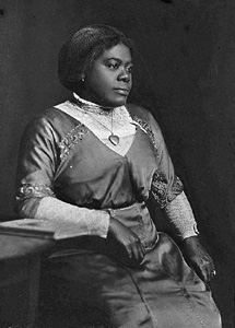 Mary McLeod Bethune (c. 1915)