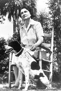 Marjorie Kinnan Rawlings (1940s)