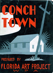 &quot;Conch Town&quot; cover