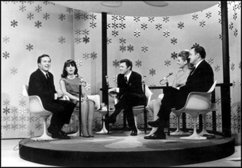 Governor and Mrs. Claude R. Kirk on the Mike Douglas show (1967)