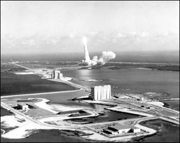 Titan III launch: Cape Canaveral, Florida (19--)