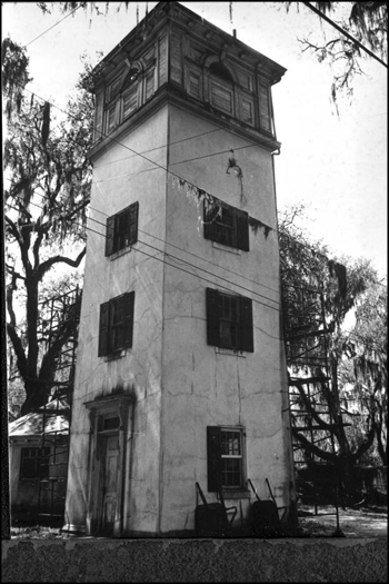 Bell tower at Goodwood: Tallahassee, Florida (ca. 1970s)