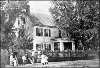 Pine Hill Plantation: Leon County, Florida (1880)