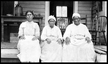 Tall Timbers Plantation staff: Leon County, Florida (1919)