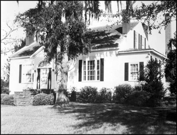 The Garden Club located at 507 North Calhoun Street: Tallahassee, Florida (ca. 1960)