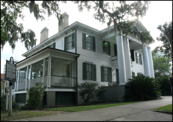 Knott House Museum at 301 East Park Avenue: Tallahassee, Florida (2006)