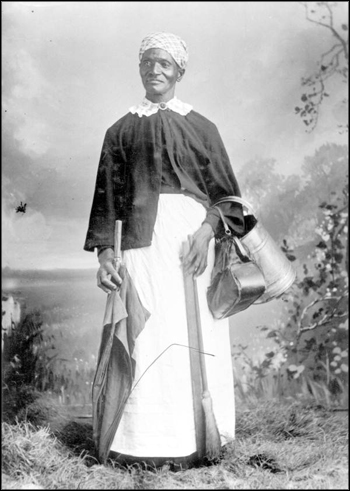 Aunt Memory Adams: Tallahassee, Florida (ca. 1900)