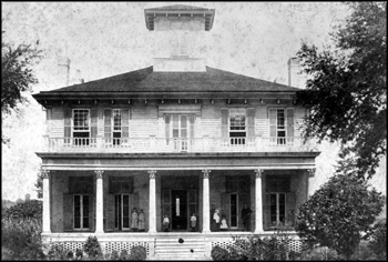 Brokaw-McDougall House, 329 North Meridian Street: Tallahassee, Florida (1890 or 1891)