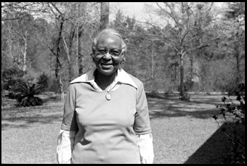 Folk Heritage award winner Flora Mae Hunter: Tallahassee, Florida (1988)